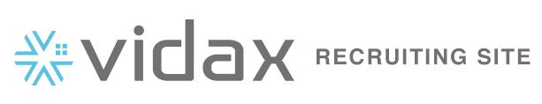 ヴィダックス採用サイト